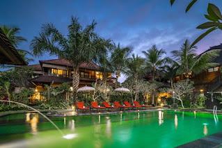 Hotel Di Kawasan Wisata Ubud Bali