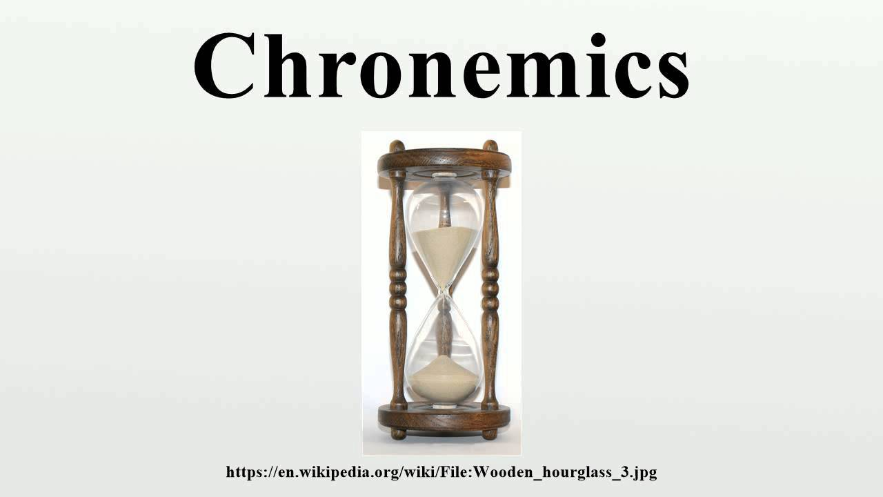 Chronemics Sarcasm and incongruence are two examples of this. chronemics