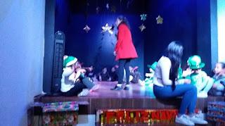 Curso vacacional para niños en Teatrino Don Eloy