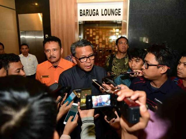 Cegah Golput dan Pastikan Logistik Pemilu, Nurdin Abdullah Gelar Roadshow Silahturahim