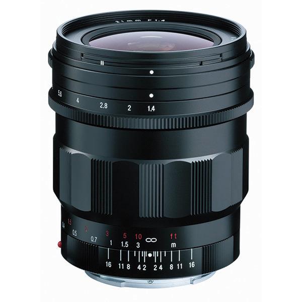 Объектив Voigtlander 21mm f/1.4 FE