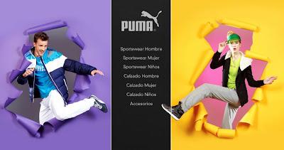 Ropa y zapatillas baratas de la marca Puma
