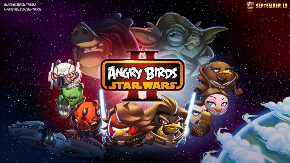 Angry Birds Star Wars II Ready for September