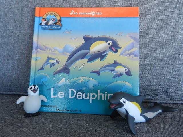 || Les animaux marins et polaires (Présentation & Avis)(Chut, les enfants lisent #30)