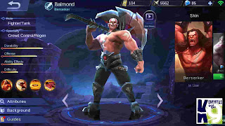 Mobile Legend Balmond