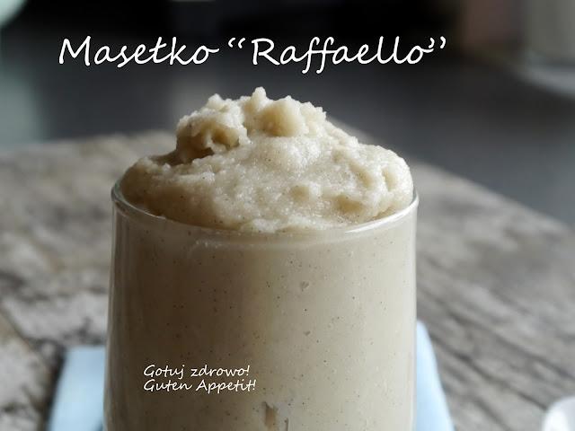 """Masełko """"Raffaello"""" - Czytaj więcej »"""