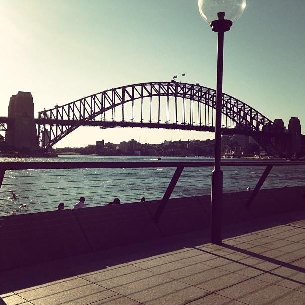 Visit Sydney Harbor
