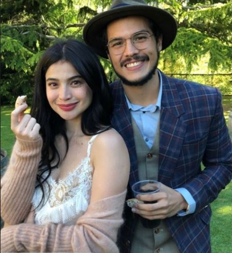 Anne Curtis and Erwan Heussaff wedding 2017 dinner