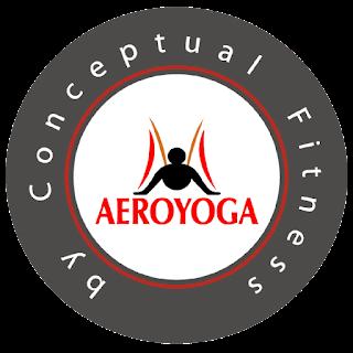 logo oficial metodo aeroyoga