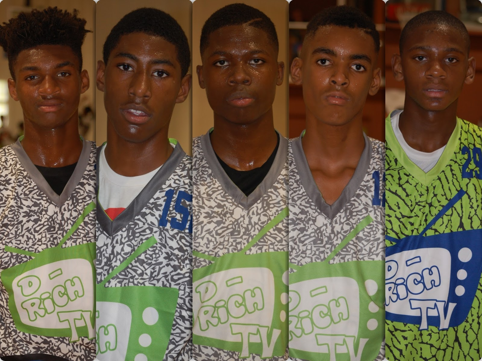.: D Rich TV Camp Day One Standouts-Part 1