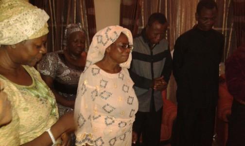 senator iyabo anisulowo thanksgiving