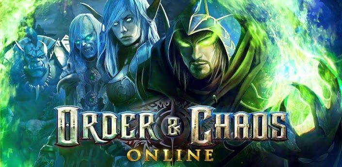 Order & Chaos Online APK And DATA/OBB FILES 2.2.0