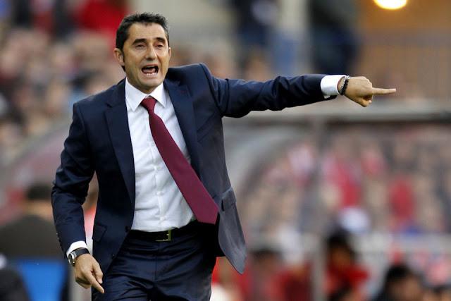 Valverde Sosok Tepat untuk Latih Barcelona