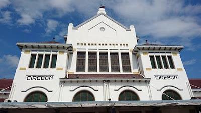 Gambar Stsaiun Cirebon