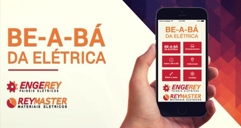 App Be-a-Bá da Elétrica - Guia prático de elétrica gratuito.
