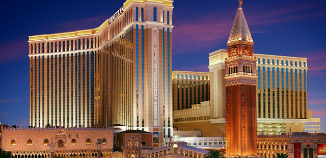The Venetian and the Palazzo