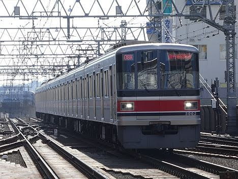 【ダイヤ改正で増発!】埼玉高速鉄道に行けない急行 赤羽岩淵行き3000系