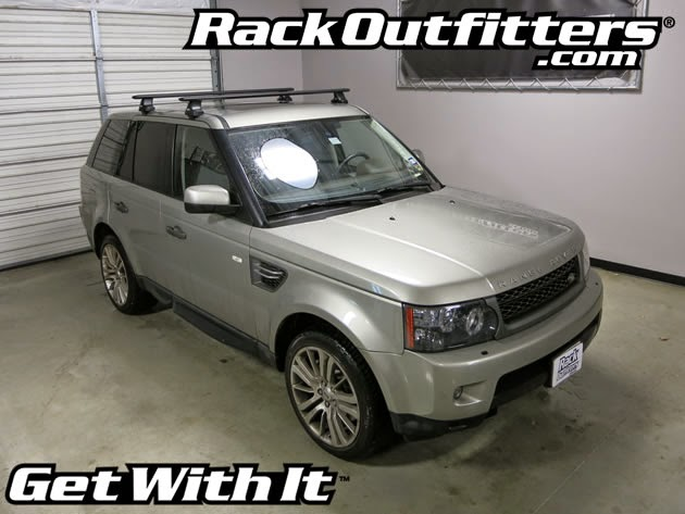 Rack Outfitters: Land Rover Range Rover Sport Thule Rapid ...