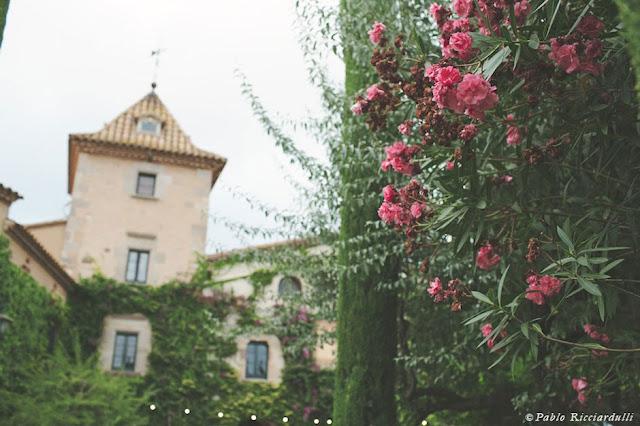 Celebra vuestra boda en la finca Can Ribas de Barcelona