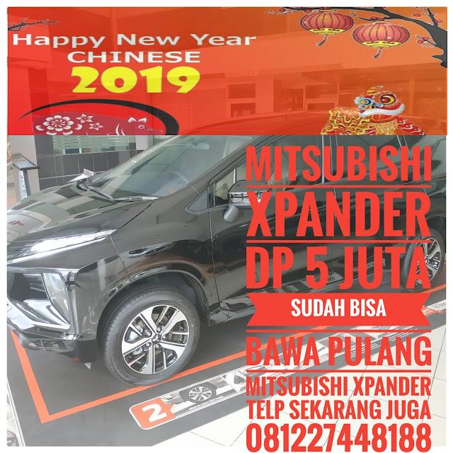 PROMO MITSUBISHI XPANDER  SPESIAL IMLEK PEKANBARU 2019