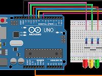 Belajar Arduino   Lampu Lalulintas Interaktif
