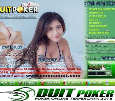 Bonus Agen Poker Online Ini Berlaku Seumur Hidup Loh