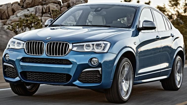 Saxton On Cars: BMW X4 M40i With New 355 HP Inline Six Engine