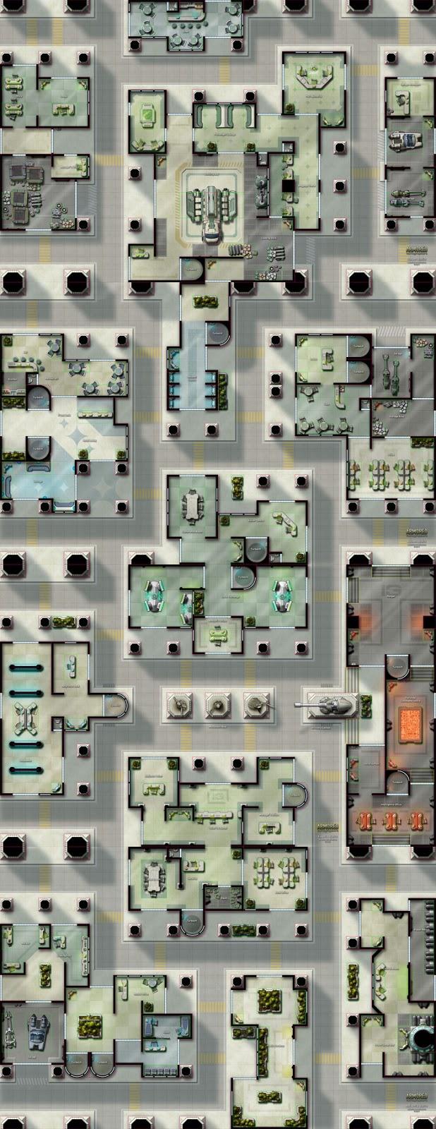 Tabletop Fix Matt Francella Capital City Epic Sci Fi