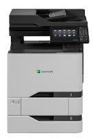 Lexmark CX725dthe Treiber Herunterladen