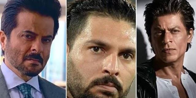 QNet कांड: शाहरुख, अनिल कपूर, युवराज सिंह सहित 500 को नोटिस | BOLLYWOOD NEWS