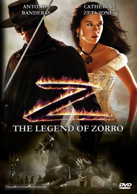 بوستر فيلم The Legend of Zorro