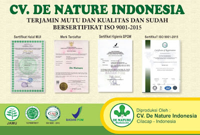 Izin Cv De Nature Indonesia