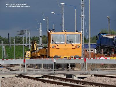 Linia kolejowa do Balic, drezyna WM15A-336