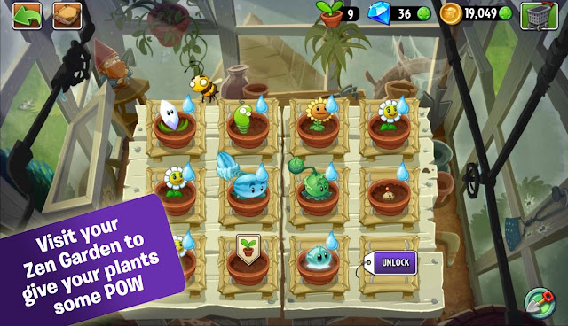 Download Plants vs. Zombies 2 v6.0.1 Apk Mod