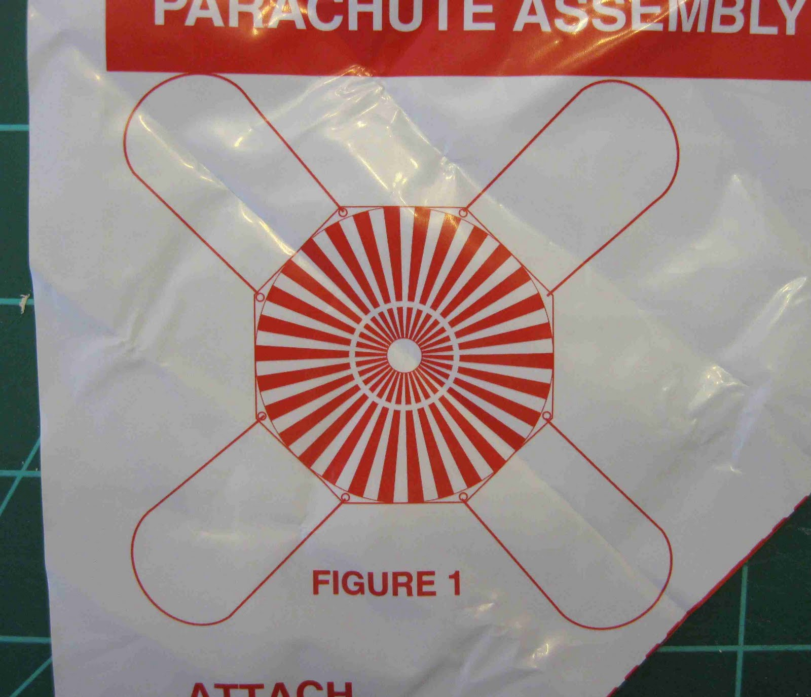 Chute Control For Model Rockets