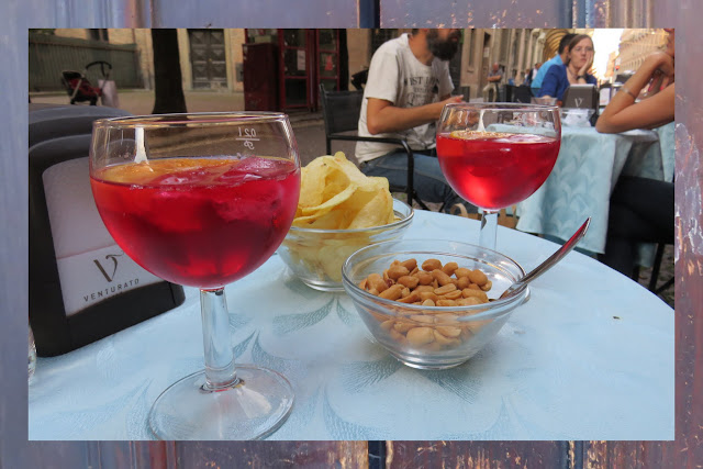 A Food Holiday in Emilia-Romagna Italy - Aperitivo