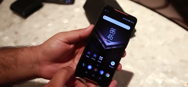 Asus ROG Gaming Mobile