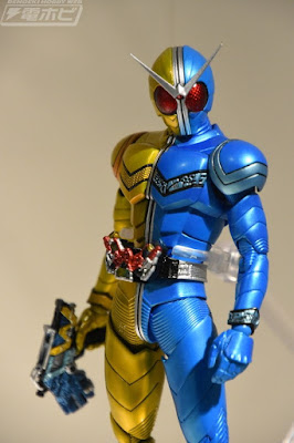 S.H.Figuarts Kamen Rider Double Lunatrigger