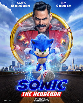 Sonic The Hedgehog 2020 Dual Audio 5.1ch 720p BRRip x264