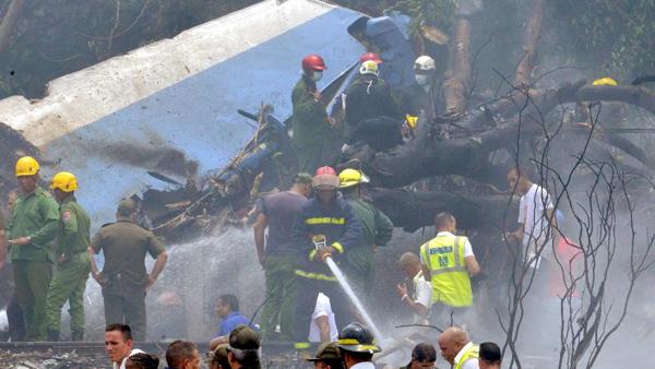 Muere una de las tres sobrevivientes del accidente aéreo del avión cubano