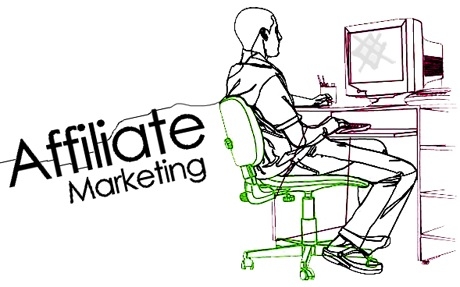 Affiliate marketing business art