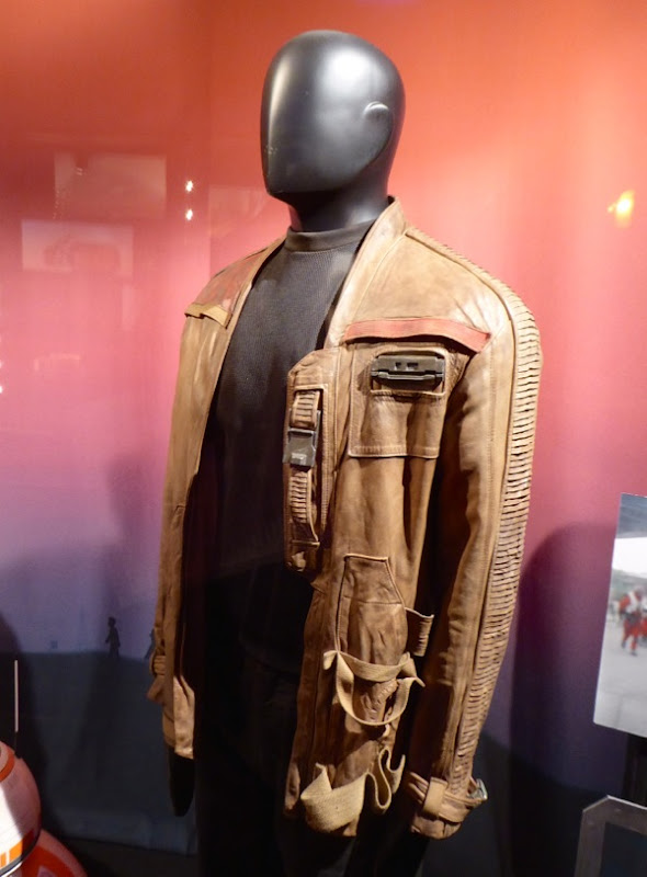Finn jacket Star Wars Force Awakens
