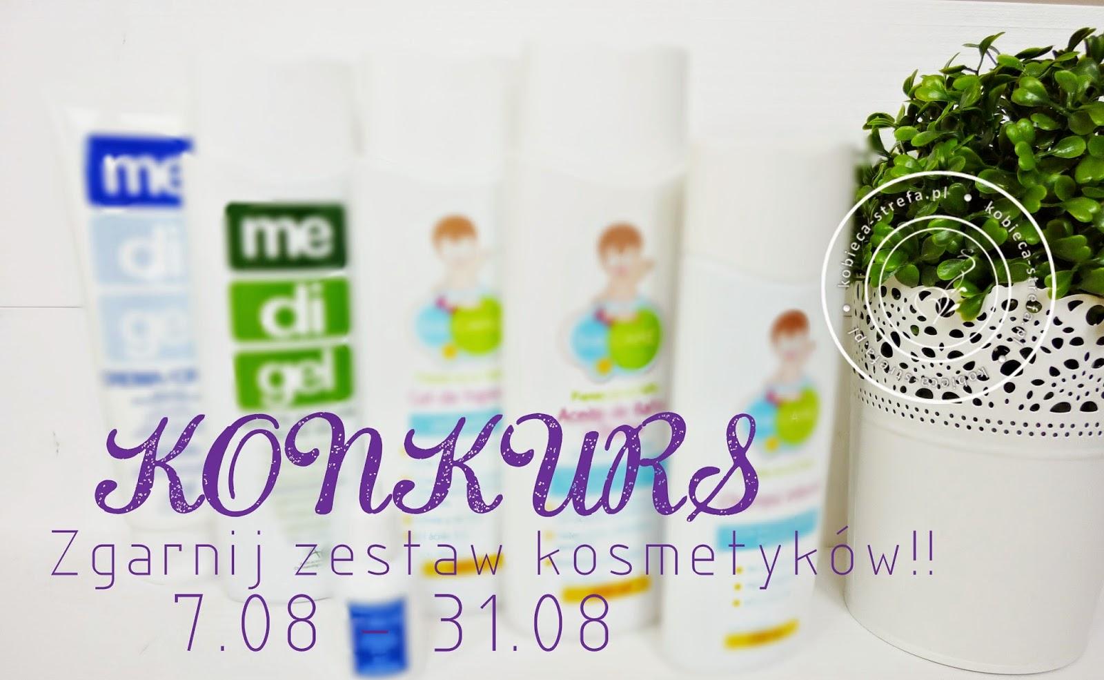 Uwaga KONKURS ! Wygraj zestaw kosmetyków z dermokosmetyki24.pl!!