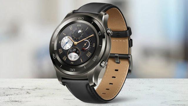 سعر ومواصفات الساعة Huawei Watch 2 Pro بالصور والفيديو