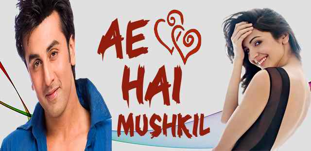Ae Dil Hai Mushkil 2016 Full Movie Download HD DVDRip