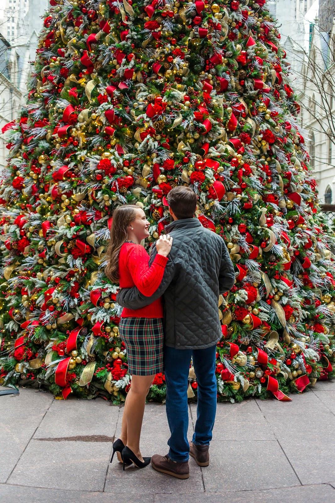 Vineyard Vines Holiday 2016 New York City Fashion And