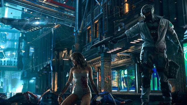 CD Projekt RED está trabalhando em outro RPG AAA além de Cyberpunk 2077