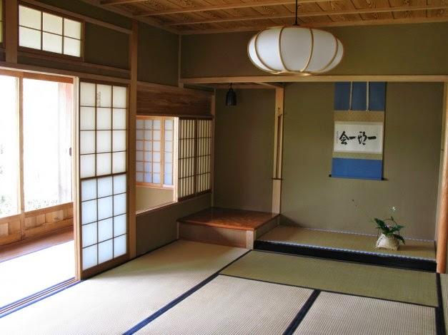 Inspirasi Desain Interior Gaya Rumah Tradisional Jepang Griya Indonesia