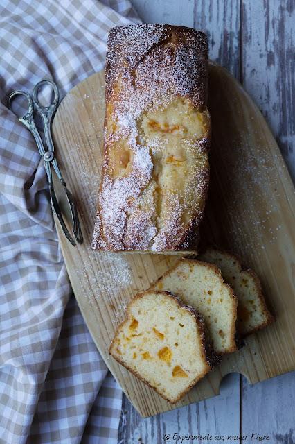 Experimente aus meiner Küche: Mandarinen-Joghurt-Kuchen