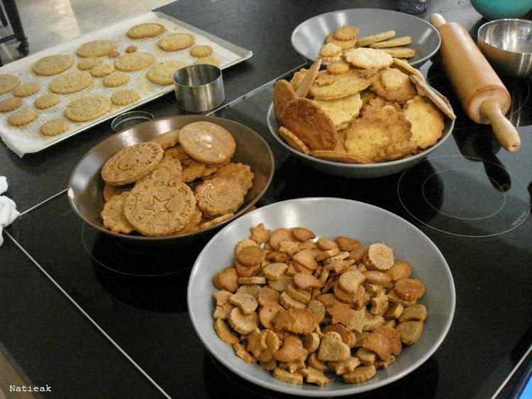 L'atelier Cuisine: Biscuit salés et sucrés